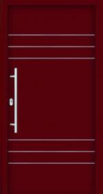 Plastové dvere Sarah