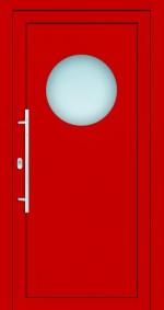 Plastové dvere Tania