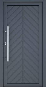 Plastové dvere Vanessa