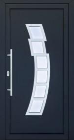 Plastové dvere Xenie