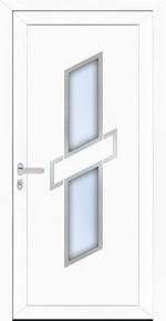 Plastové dvere Zina